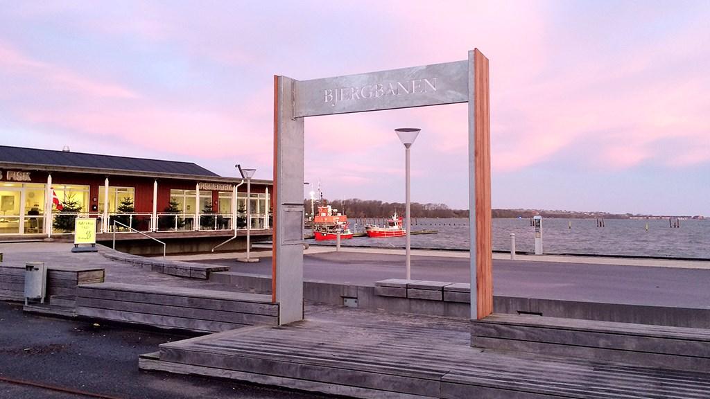 Havnerundfart Bjergbanen Lemvig