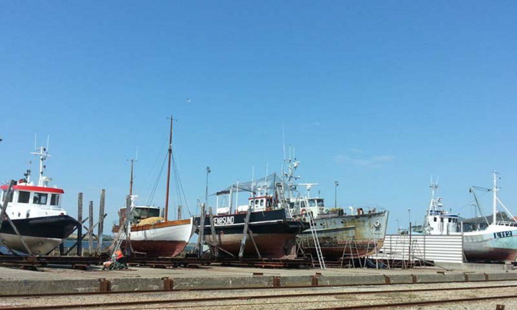 Havnerundfart Lemvig Bedding