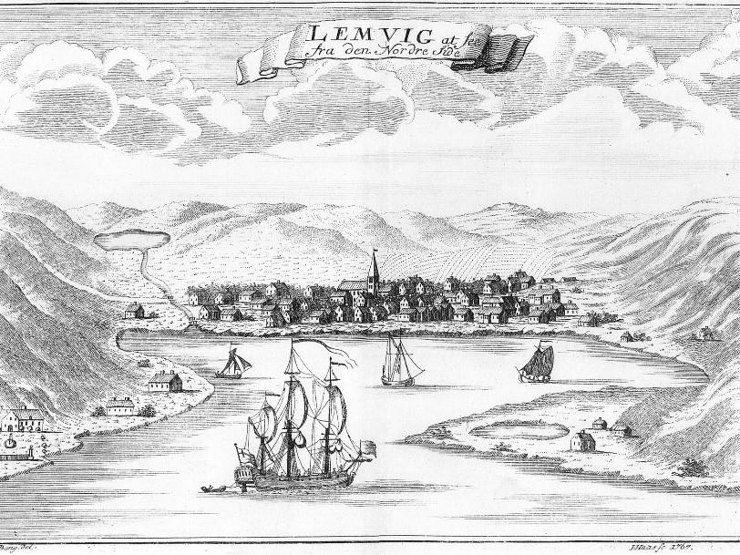 Havnerundfart Lemvig bliver til