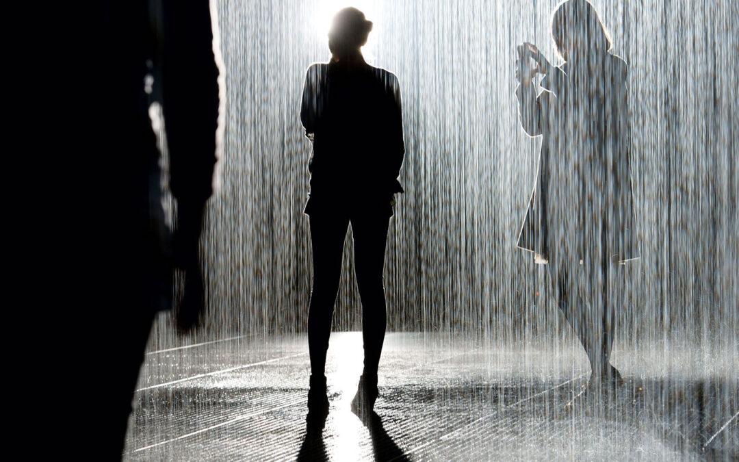 1. RAIN ROOM – den ultimative klimaløsning