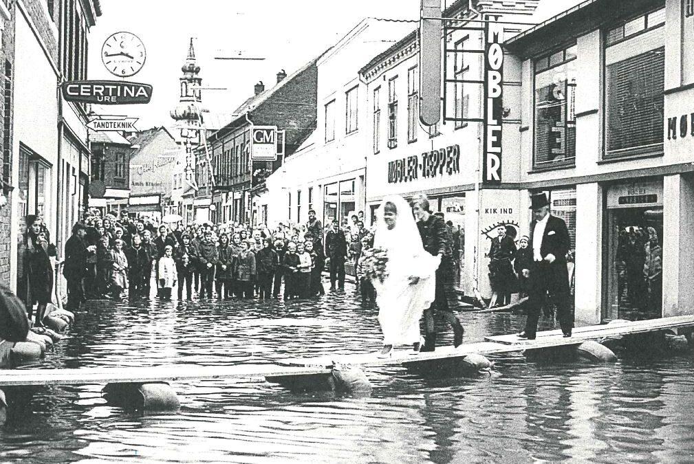 19. Oversvømmelsesbryllup
