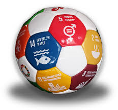 39. Verdensmål-bold