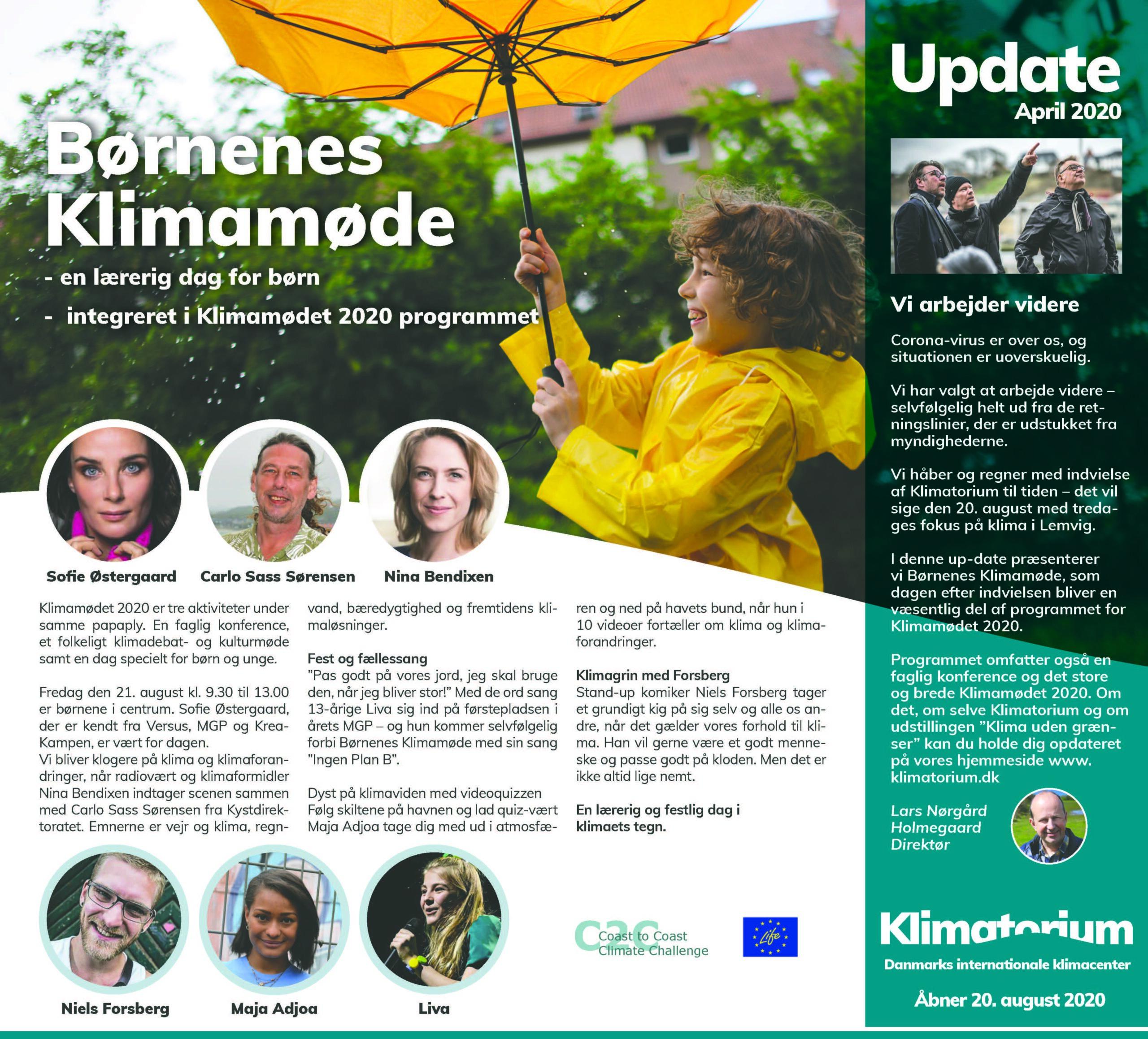 Børnenes Klimamøde