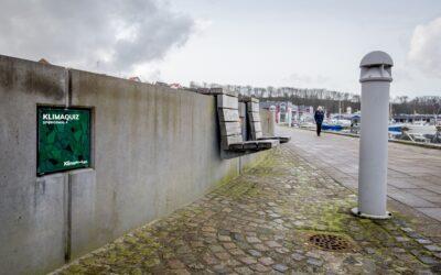 Klimaquiz på Lemvig Havn