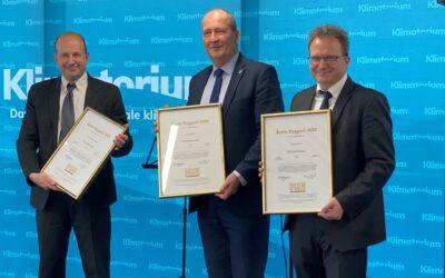 "Klimatorium vinder prisen som ""Årets byggeri"""