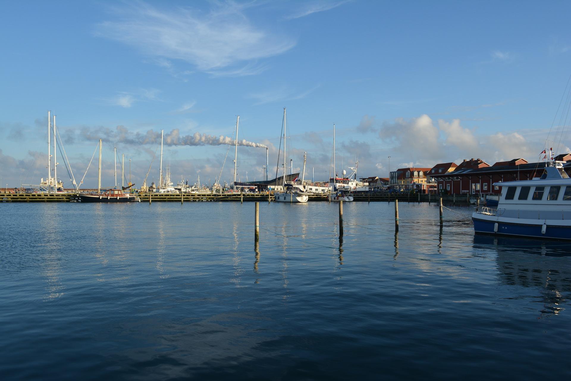 C 17 Thyborøn By og Havn