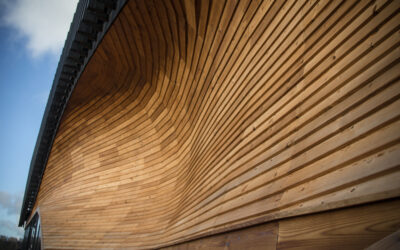 International hæder til Klimatorium-arkitektur